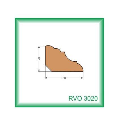 Lišta RVO3020
