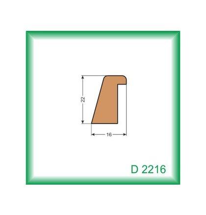 Lišta D2216