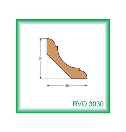 Lišta RVO3030