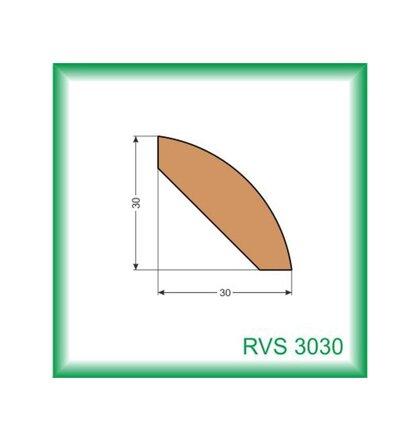 Lišta RVS3030