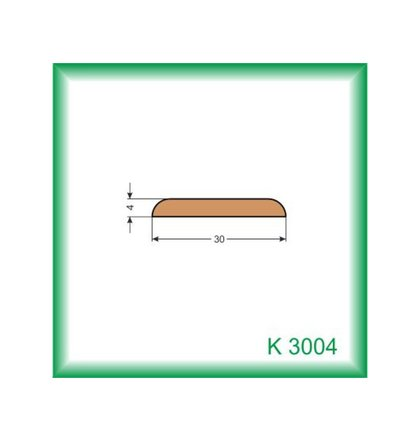 Lišta K3004