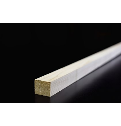 Strešná lata sušená 40x50x4000 mm