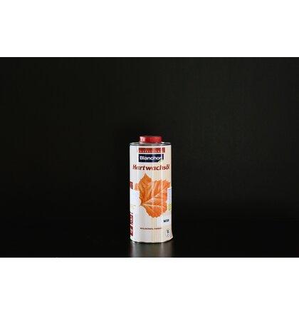 Tvrdý voskový olej Blanchon Hartwachsöl 1l
