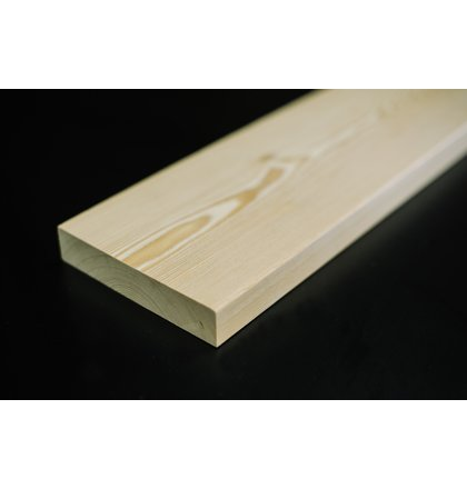 Kartáčovaná doska sib. smrek. 28x143x2000 mm