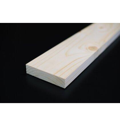Smreková doska 25x110x4000 mm